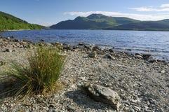 Loch Lomond & Ben Lomond Royaltyfria Bilder