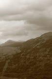 Loch Lomond, Ben Lorvich. Landscape of Ben Lorvich, near Loch Lomond Royalty Free Stock Photography
