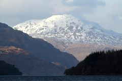 Loch Lomond Royalty Free Stock Photo