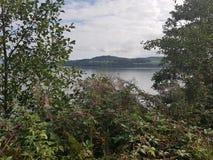 Loch Lomond cênico fotos de stock royalty free