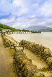 Loch Lomond, Luss, Scotland Stock Photo
