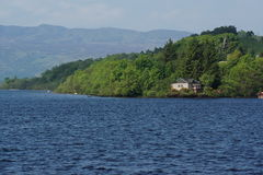 Loch Lomond Scenery Royalty Free Stock Photo