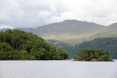 Loch lomond Royalty Free Stock Image