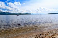 Loch Lomond Scotland Stock Photo
