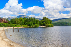 Loch Lomond Scotland Stock Image
