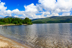 Loch Lomond Scotland Stock Photography