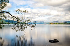 Loch Lomond, Scotland, UK Stock Photography