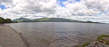 Loch Lomond, Scotland, UK Royalty Free Stock Photos