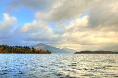 Loch Lomond, Scotland, UK. Stock image of Loch Lomond, Scotland, UK Stock Photo