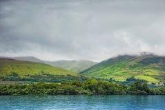 Loch Lomond Skottland Royaltyfri Bild