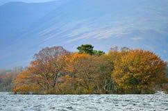 Loch Lomond, Szkocja, UK Fotografia Royalty Free