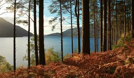 Loch Lomond Royalty Free Stock Photography