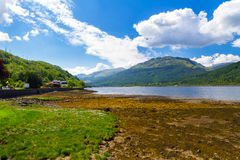 Loch Long Scotland Royalty Free Stock Photo