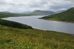 Loch Loyne Royalty Free Stock Photos