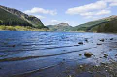 Loch Lubnaig Royalty Free Stock Photography