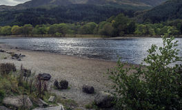 Loch Lubnaig Стоковое Изображение
