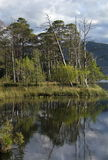 Loch Mallachie, Cairngorms National Park, Scotland Stock Images