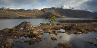 Loch Maree Photos stock