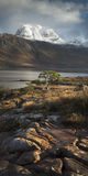 Loch Maree Photo libre de droits