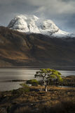 Loch Maree Photographie stock libre de droits