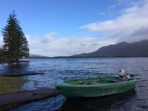Loch Maree Стоковые Изображения RF