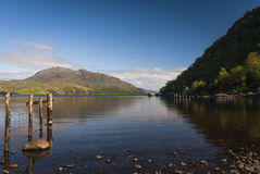 Loch Maree Stock Photography