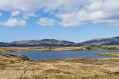 Loch Mealt Elishader Isle of Skye Royalty Free Stock Image