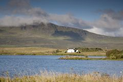 Loch Mealt, Isle of Skye Royalty Free Stock Photos