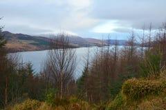 Loch Meningspunt Stock Foto's
