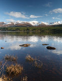 Loch Morlich Royalty Free Stock Photo