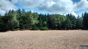 Loch Morlich Imagens de Stock