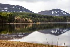 Loch Morlich Image libre de droits