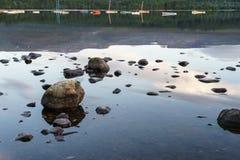 LOCH MORLICH, BADENOCH and STRATHSPEY/SCOTLAND - AUGUST 25 : Boa Stock Photos