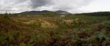 Loch Morlich Ecosse R-U Photo libre de droits