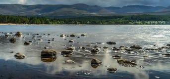 Loch Morlich Stock Photo