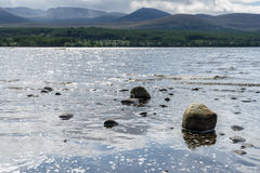 Loch Morlich Royalty Free Stock Images