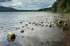 Loch Morlich Stock Photos