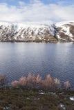 Loch Muick in Aberdeenshire, Scotland. Stock Photo