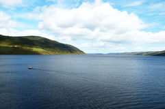 Loch Ness Photographie stock