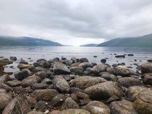 Loch Ness stockfotografie