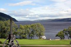 Loch Ness Lizenzfreie Stockfotografie