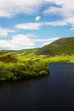 Loch Ness. View at lake Loch Ness, Highland, Scotland Stock Images