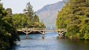Loch Ness Fotos de archivo libres de regalías