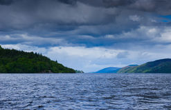 Loch Ness Fotos de Stock Royalty Free