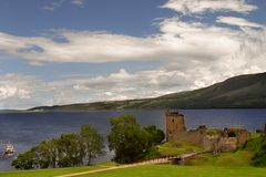 Loch Ness Stock Photography