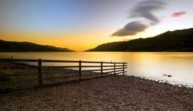 Loch Ness Royaltyfria Bilder