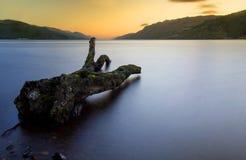 Loch Ness Fotografering för Bildbyråer