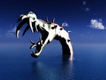 Loch Ness 7 Arkivbild