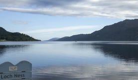 Loch Ness Lizenzfreies Stockfoto