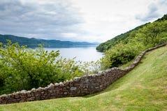 Loch Ness Arkivfoto